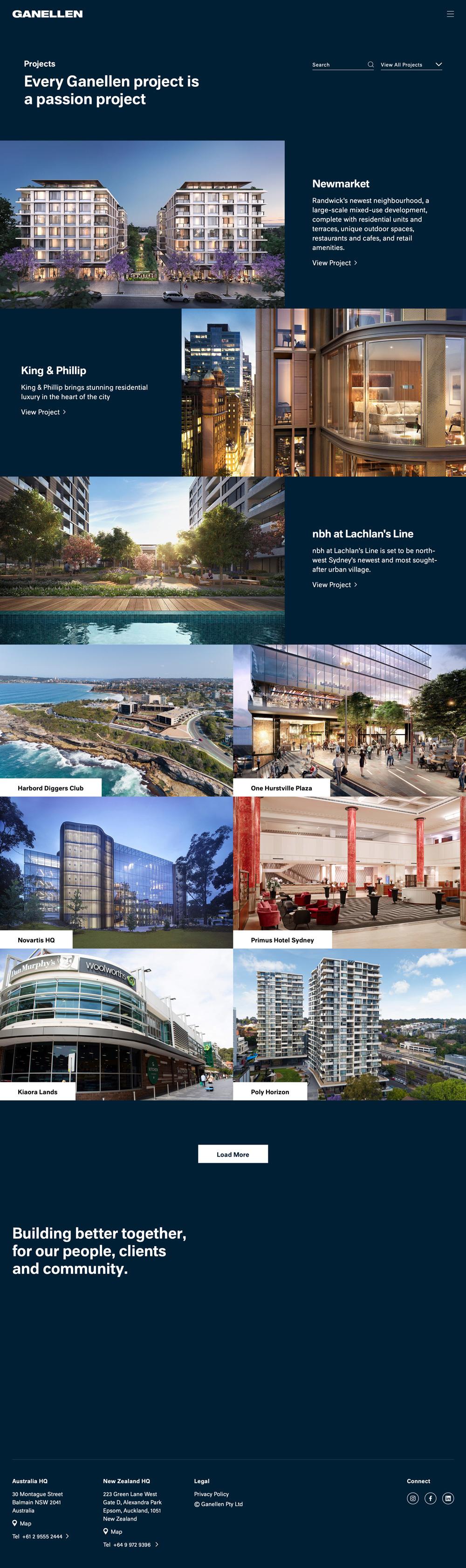 Ganellen Projects